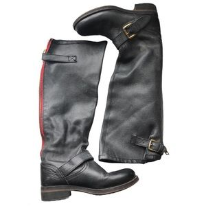 Steve Madden Lindley Leather Boots